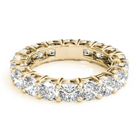 18kt Yellow Gold/5.25 CTW/top