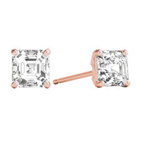 18kt Rose Gold/0.80 CTW/top