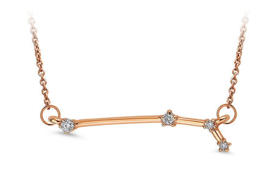 18kt Rose Gold/Aries/top