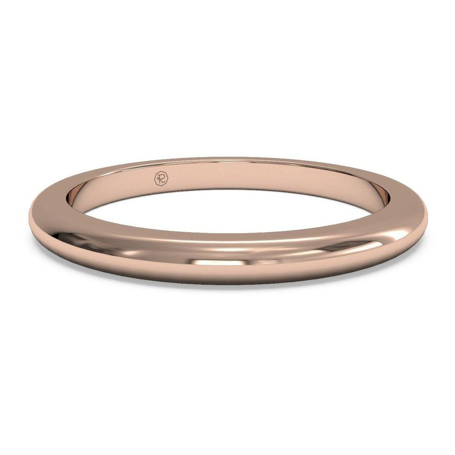 18kt Rose Gold/top