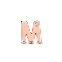 18kt Rose Gold/M/top