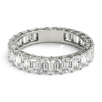 18kt White Gold/3.74 CTW/top