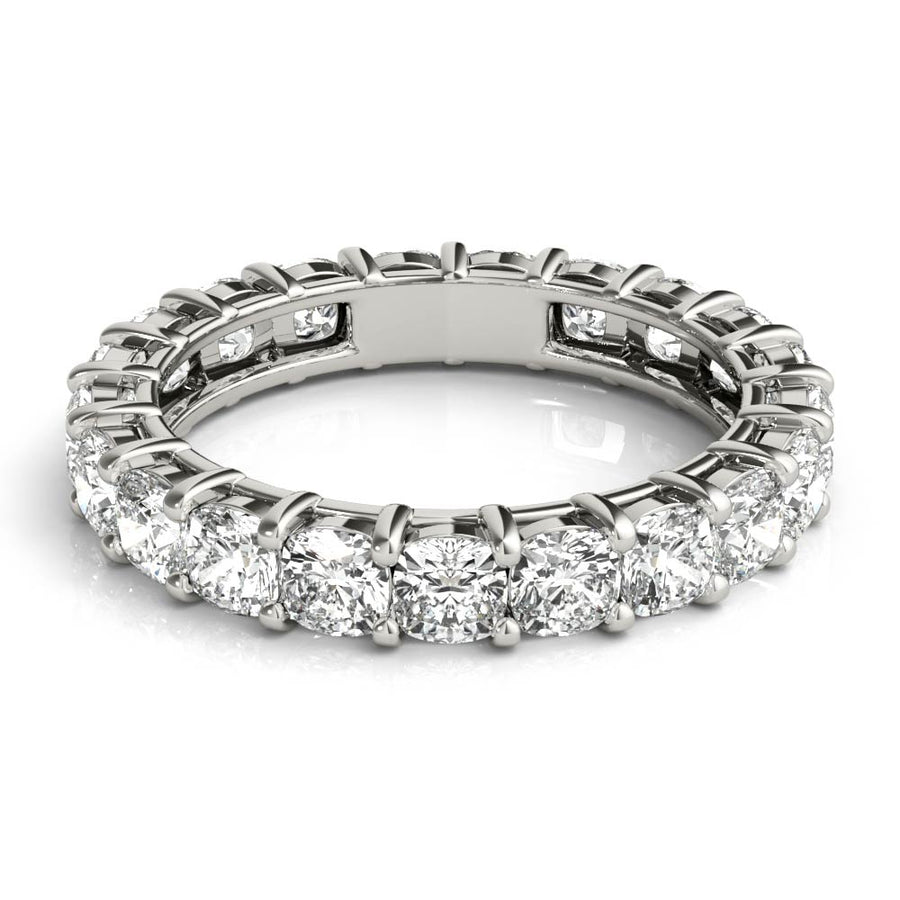 18kt White Gold/2.60 CTW/top