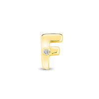 14kt Yellow Gold/F/top
