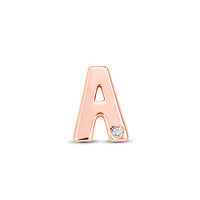 18kt Rose Gold/A/top