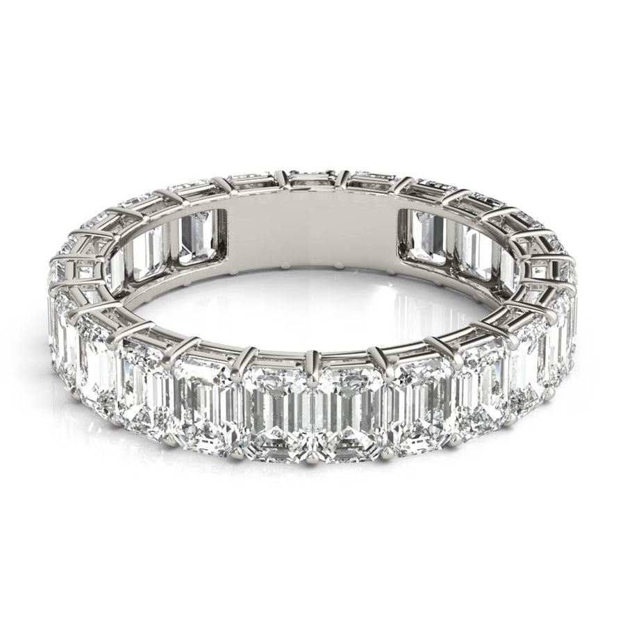 18kt White Gold/4.68 CTW/top
