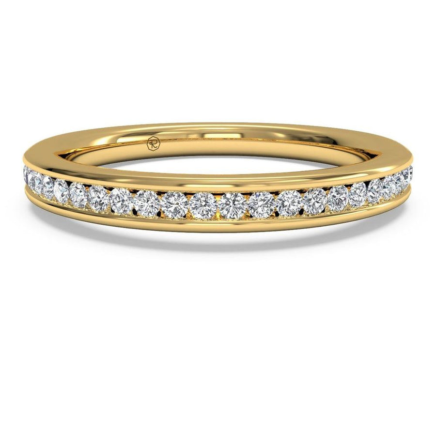 18kt Yellow Gold/top