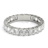 18kt White Gold/2.66 CTW/top
