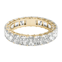 18kt Yellow Gold/4.68 CTW/top