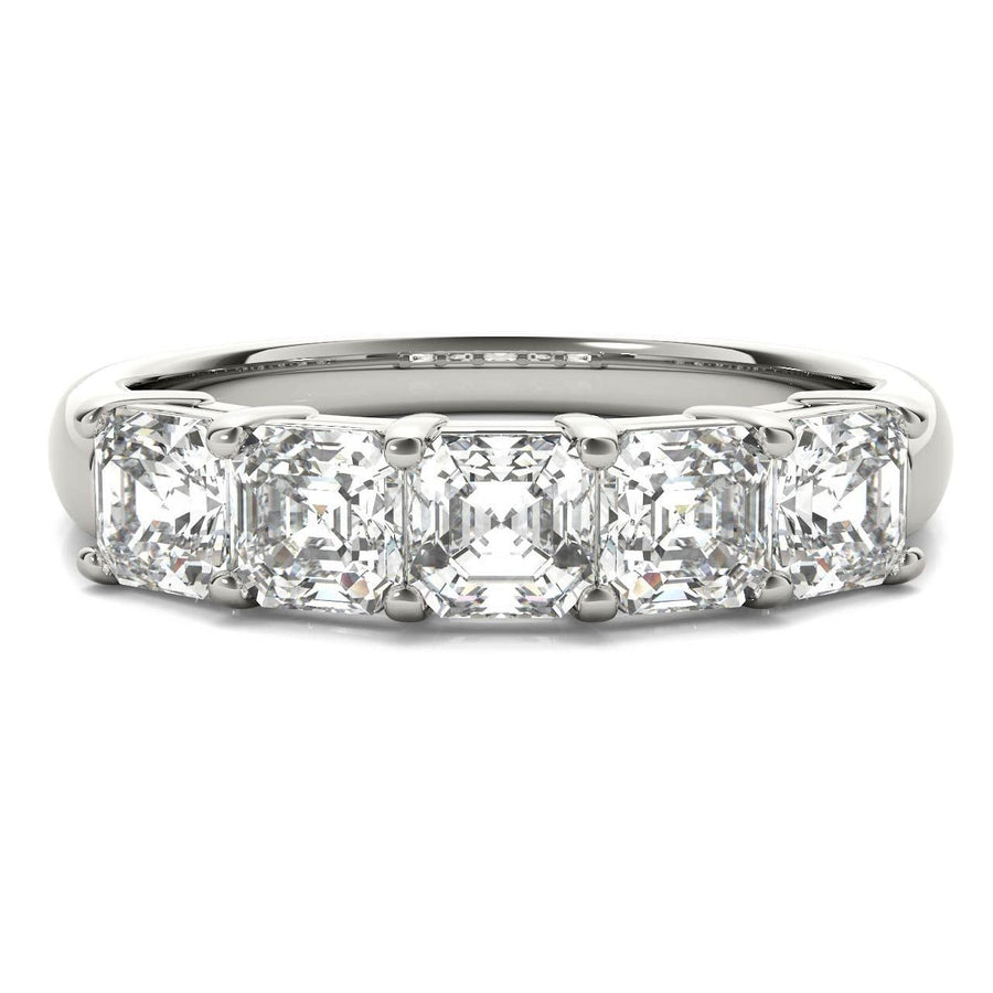 18kt White Gold/1.50 CTW/top