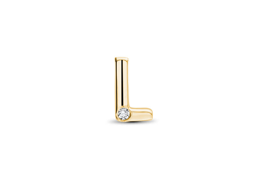14kt Yellow Gold/L/top