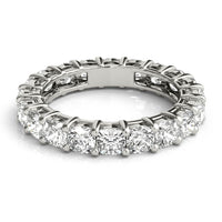 18kt White Gold/3.50 CTW/top