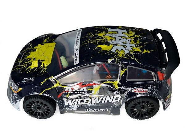 2.4G 1/14th Scale RC Electric Powered Rally Car