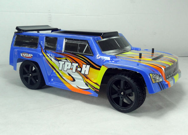 2.4G 1/12th Scale Trophy Truck