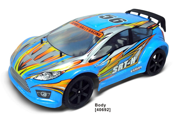 2.4G 1/12th Scale Sportrally
