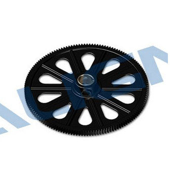 145T M0.6 Autorotation TailDrive Gear Black