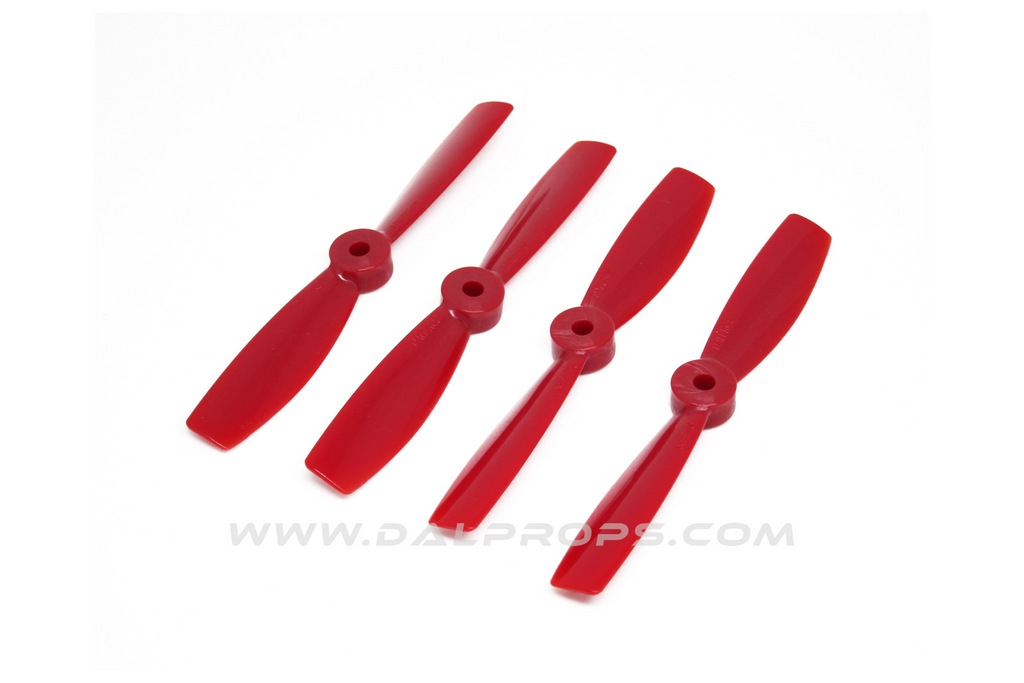 "5045 BN 5"" Two Blade Bullnos (Red)"