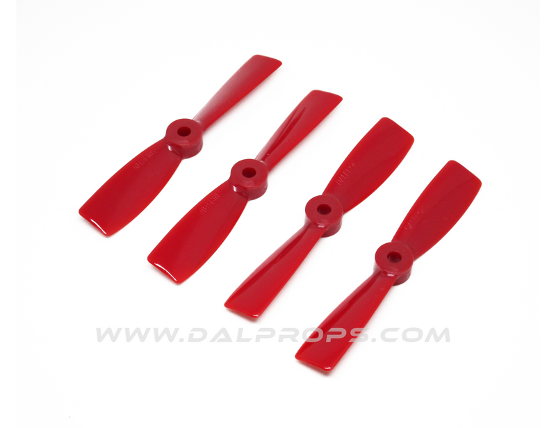 "4045 BN 4"" Two Blade Bull Nose (RED)"