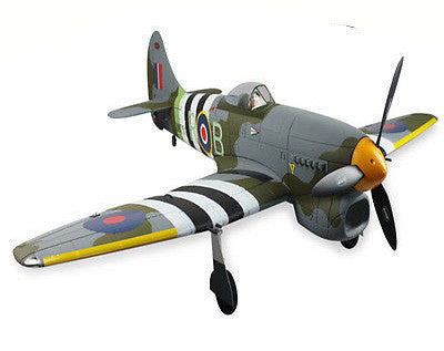 Hawker Tempest Brushless Electric  RTF