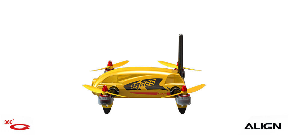 MR25 Racing Quad Combo - Yellow