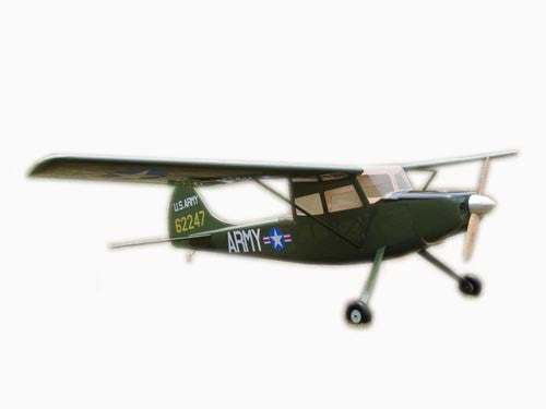 Cessna bird dog 80cc