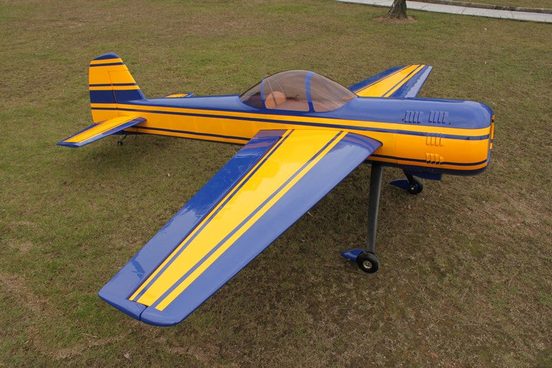 YAK 55M 170cc Yellow/Blue