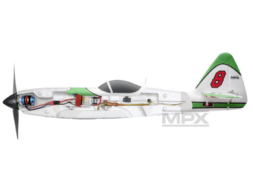 Multiplex RR DogFighter SR- green