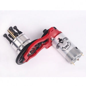 35cc AS KIT / Special Electric Starter with JOHNSON 550A Brushed Motor for EME55/ EME55-II /EME60 Gas Engine