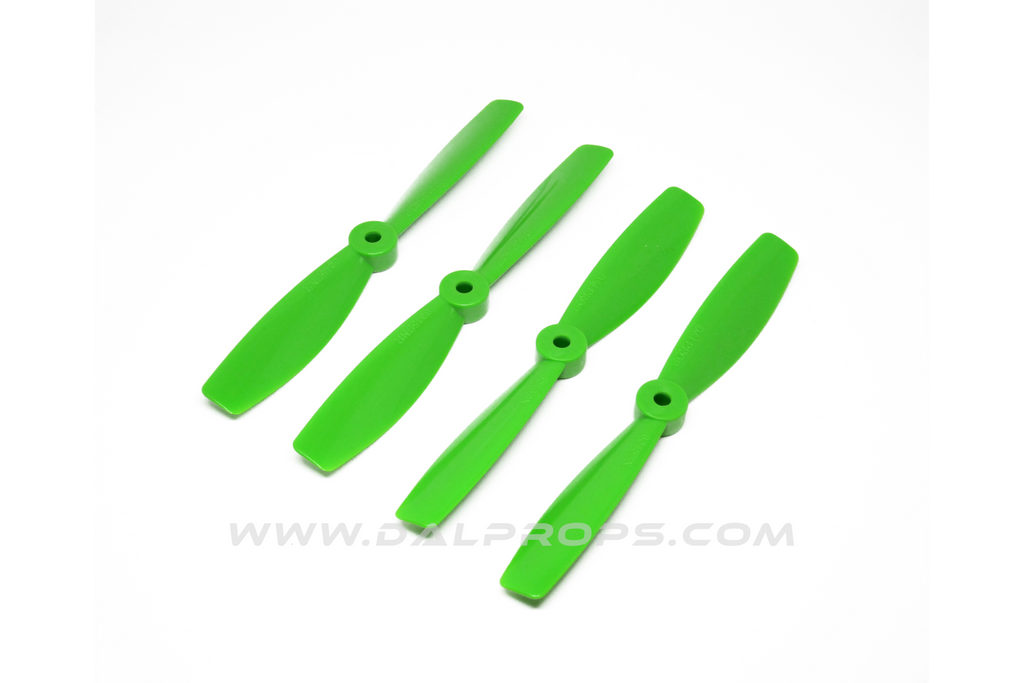 "6045 BN 6"" Two Blade Bullnose (Green)"