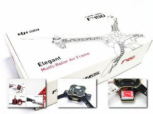 Dji F550 KIT Only With Motor & ESC
