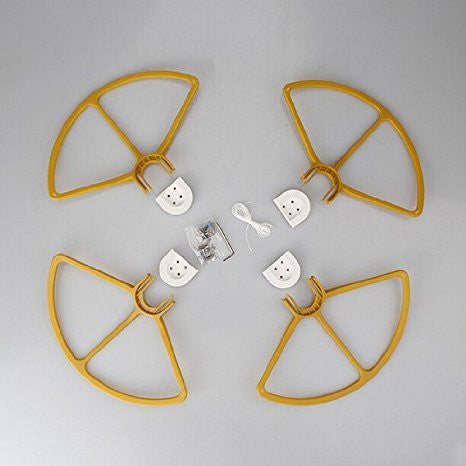 DJI Phantom 1/2/3 Quick Release Protector Propeller Guard/ Protector/ Bumper/ Shielding Ring Phantom Accessories