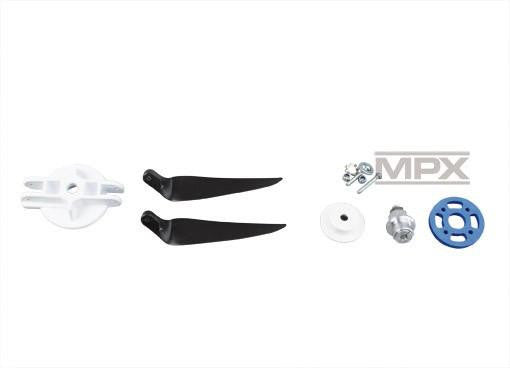 Multiplex set folding prop blades DogFighter TUNING