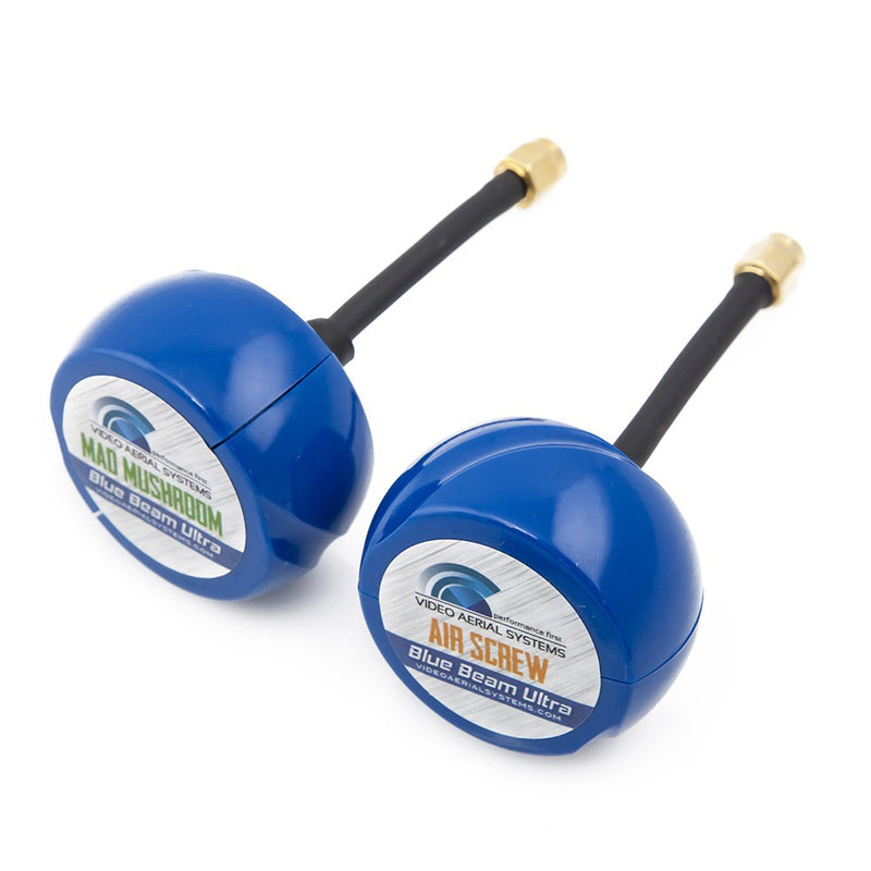 IB Crazy 5.8 GHz Bluebeam Ultra Antenna Set