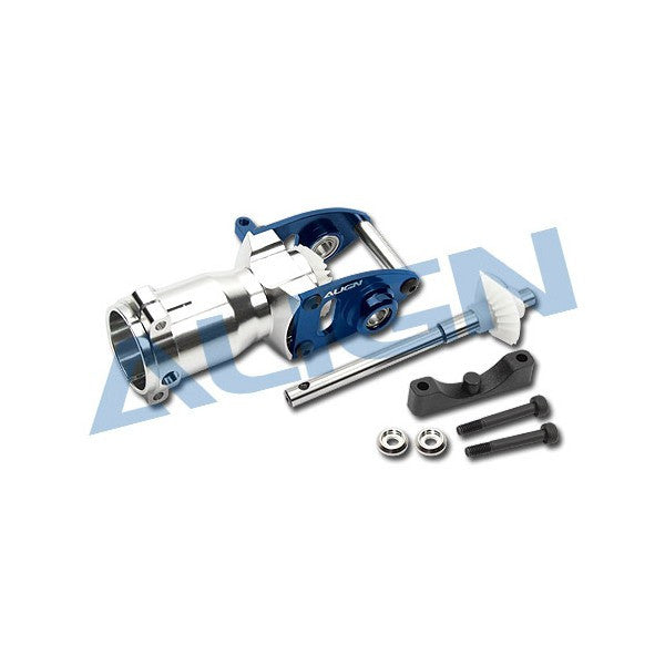 600 Metal Tail Torque Tube Unit/Blue