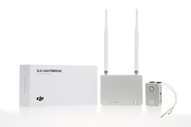 DJI Lightbridge, 2.4G Full HD Digital Video Downlink