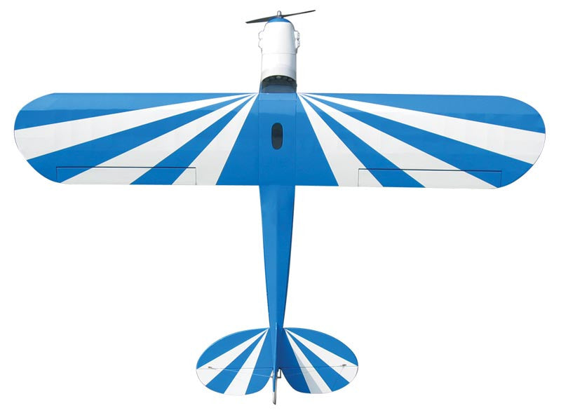 Clipped Wing Cub - 48 (Blue)