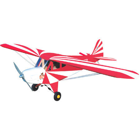 Clipped Wing Cub - 48 (Red)