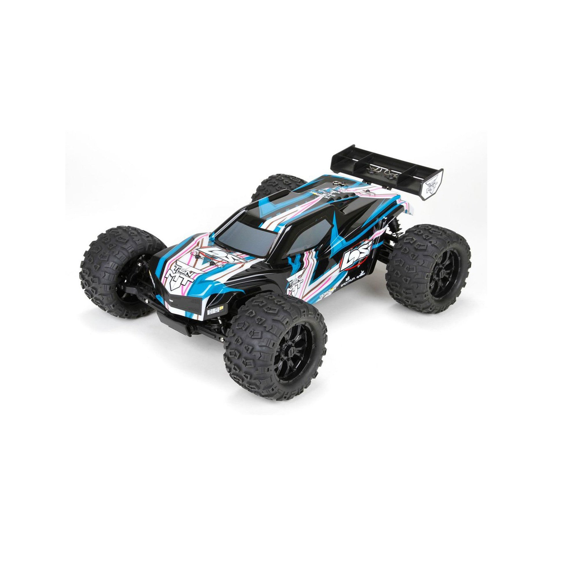 1 10 TEN MT 4WD RTR with AVC