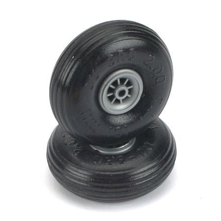Treaded Lite Wheels, 2""