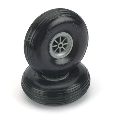 Treaded Lite Wheels,3-1/4""