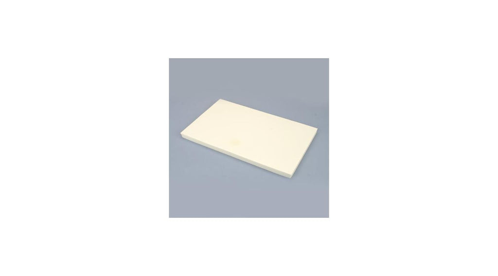 Protective Foam Rubber Sheet, 1/2""