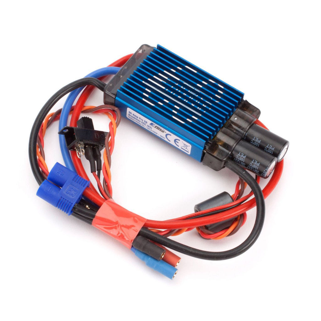 60-AmpPro Switch-Mode BEC Brushless ESC (V2)