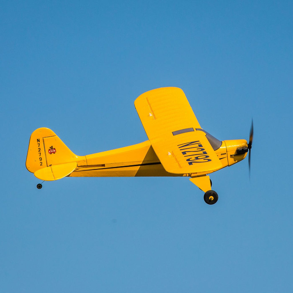 UMX J-3 Cub BNF Basic with AS3X