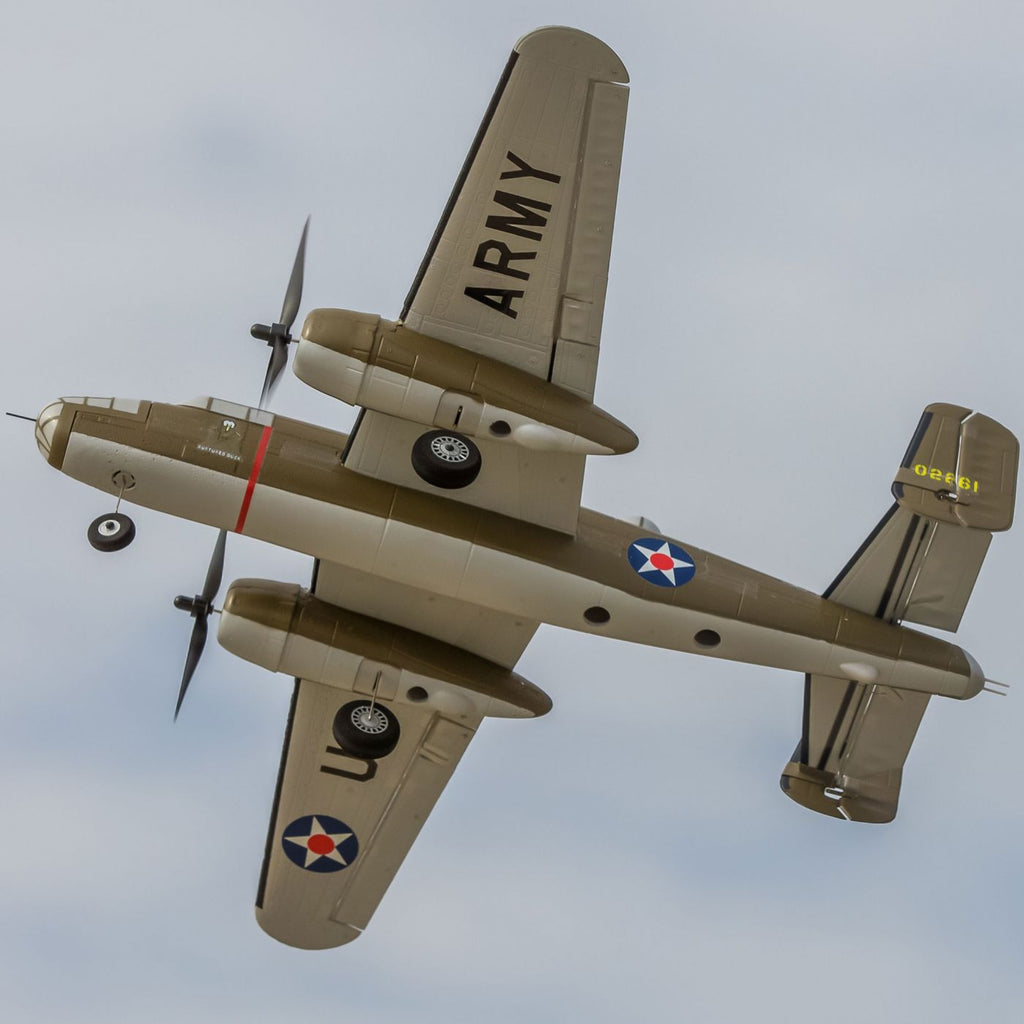 UMX™ B-25 Mitchell BNF Basic