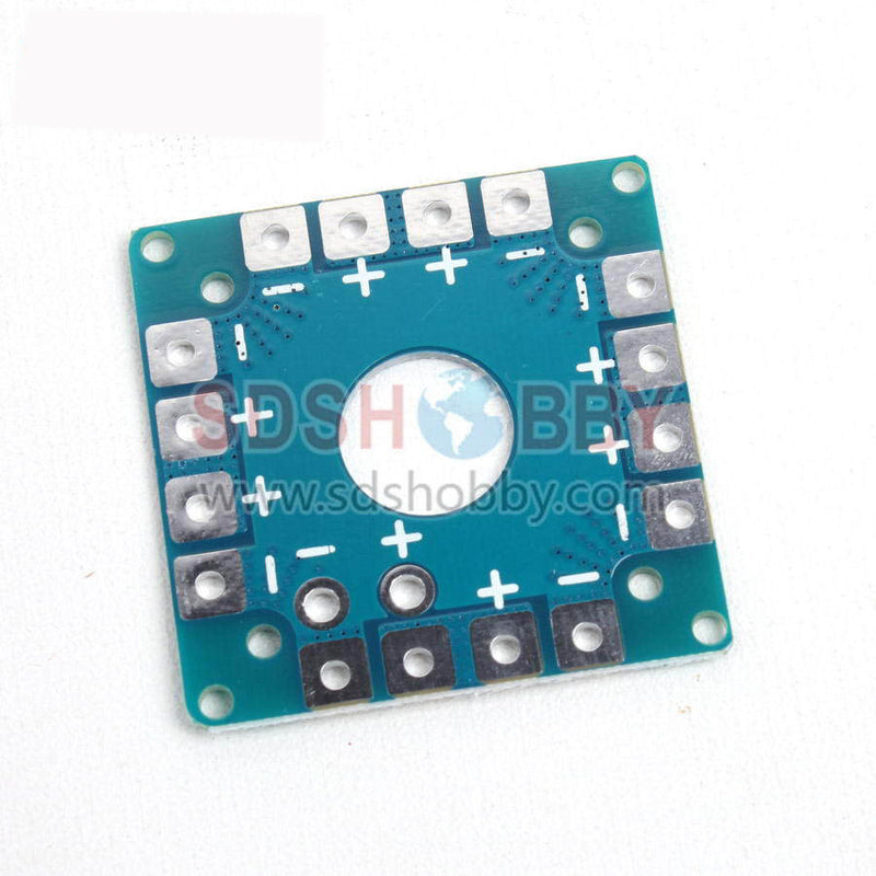 ESC Electric Speed Controller Hub Plate for KK MK Control Board