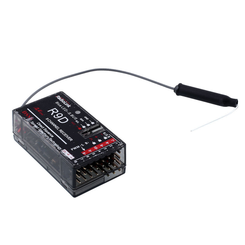 9Ch. Receiver For AT-9 & AT-10