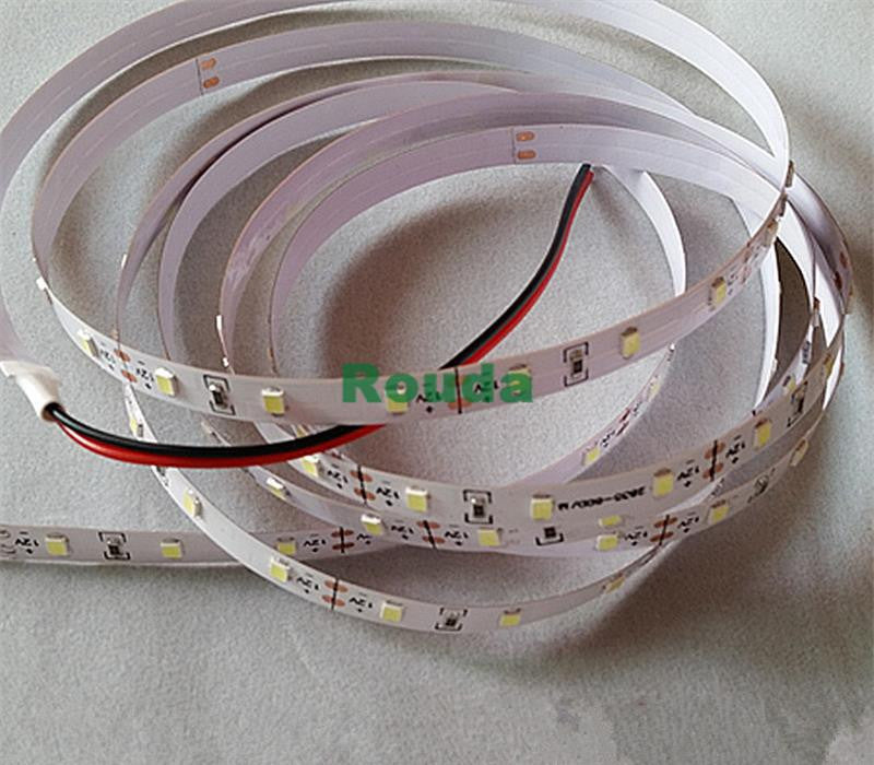 Non-waterproof LED Strips - White