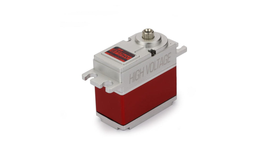 DS8717HV High Voltage Ultra Speed Cyclic Servo