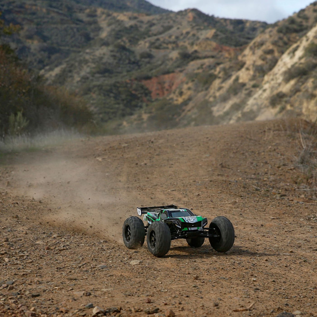 1/10 TEN-MT 4WD RTR with AVC®, Green