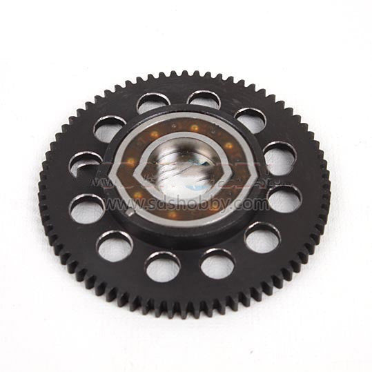 Large Black Gear Hub With Clutch For NEW EME55 Electric Stater